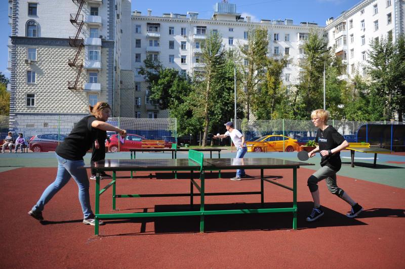 Благоустройство спортивной площадки проведут в Троицке