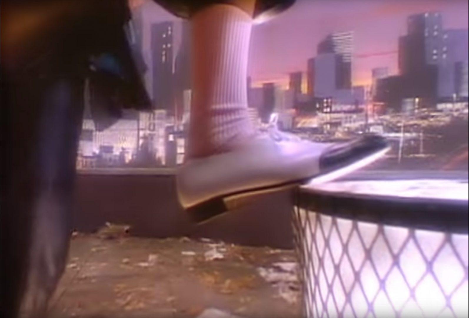 Скриншот из видео: Youtube-канал Michael Jackson