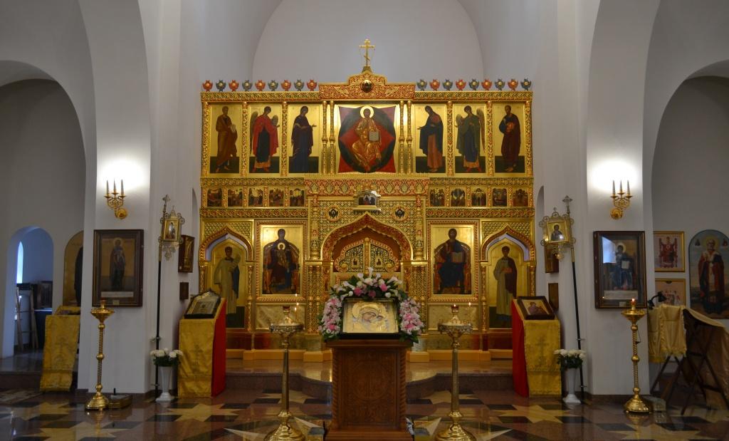 Храм в Воскресенском подготовят к Великому освящению