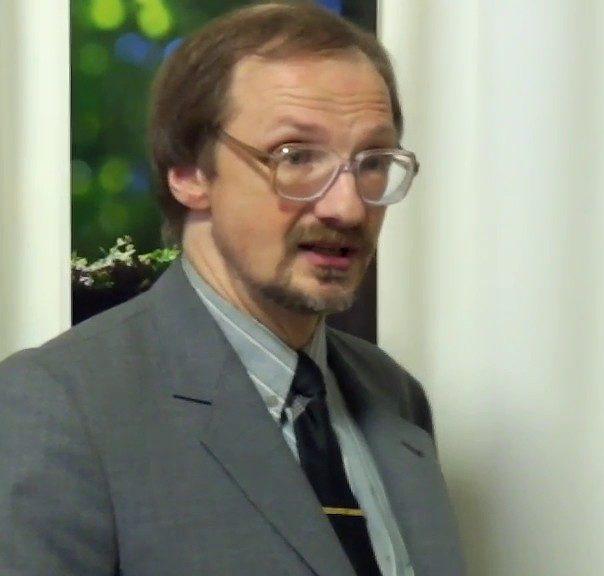 Алексей Захаринский