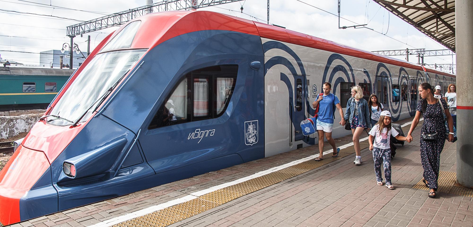 Система подсчета пассажиров появится на Московских центральных диаметрах