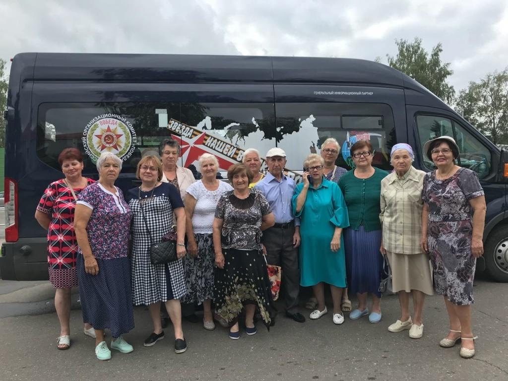 Благотворительную акцию в Краснопахорском организовал фермер из поселения Вороновское