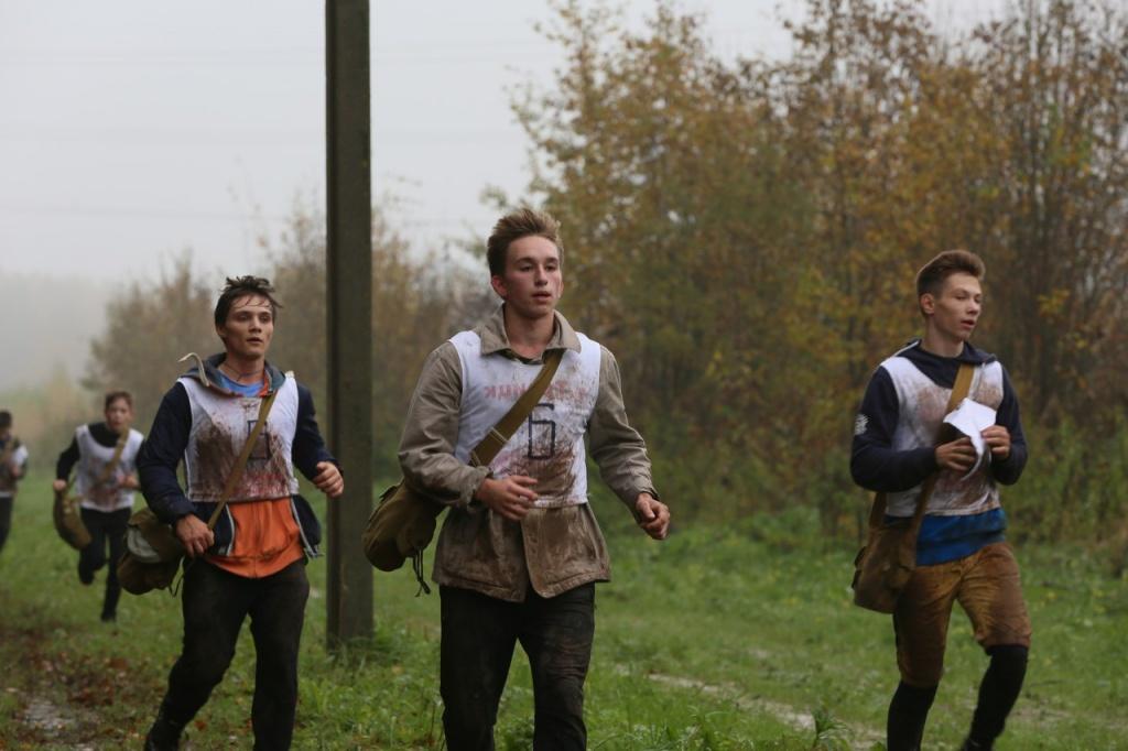 Военно-спортивное соревнование проведут в Троицке