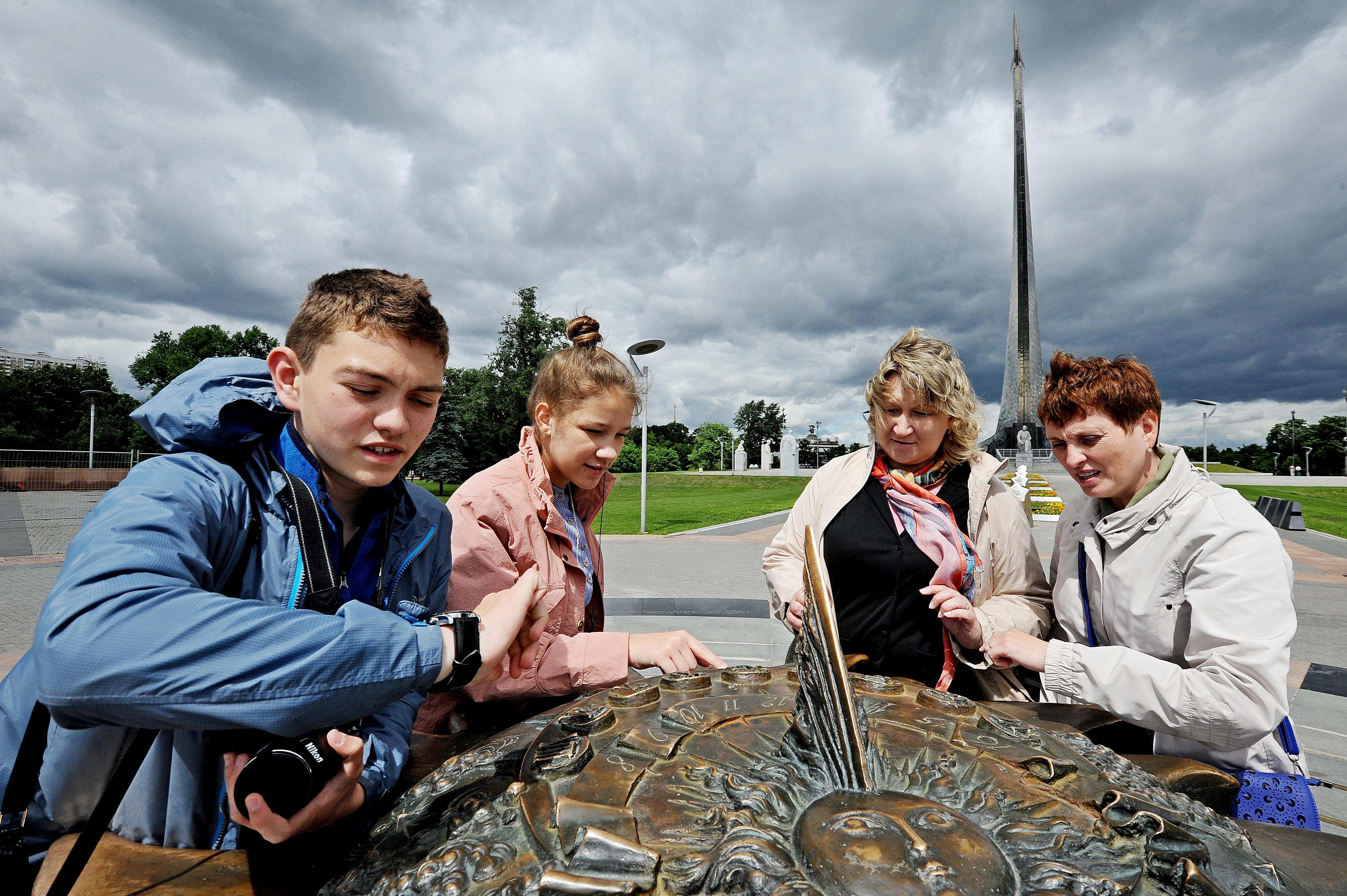 Солнечные часы откроют в Новофедоровском. Фото: архив