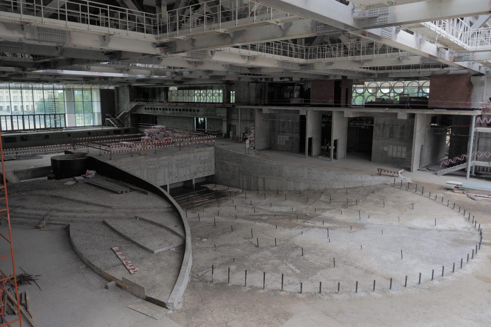 Строительство физкультурного комплекса во Внуковском одобрили. Фото: архив, «Вечерняя Москва»
