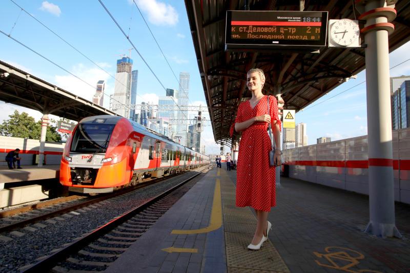 Поезда «Ласточка» перевезли рекордное число пассажиров
