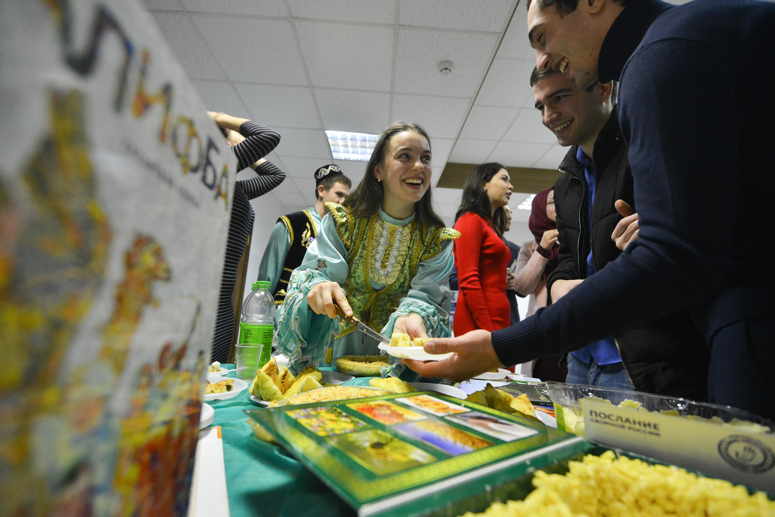 Молодежная палата Михайлова-Ярцевского проведет фестиваль «Дружбы народов»