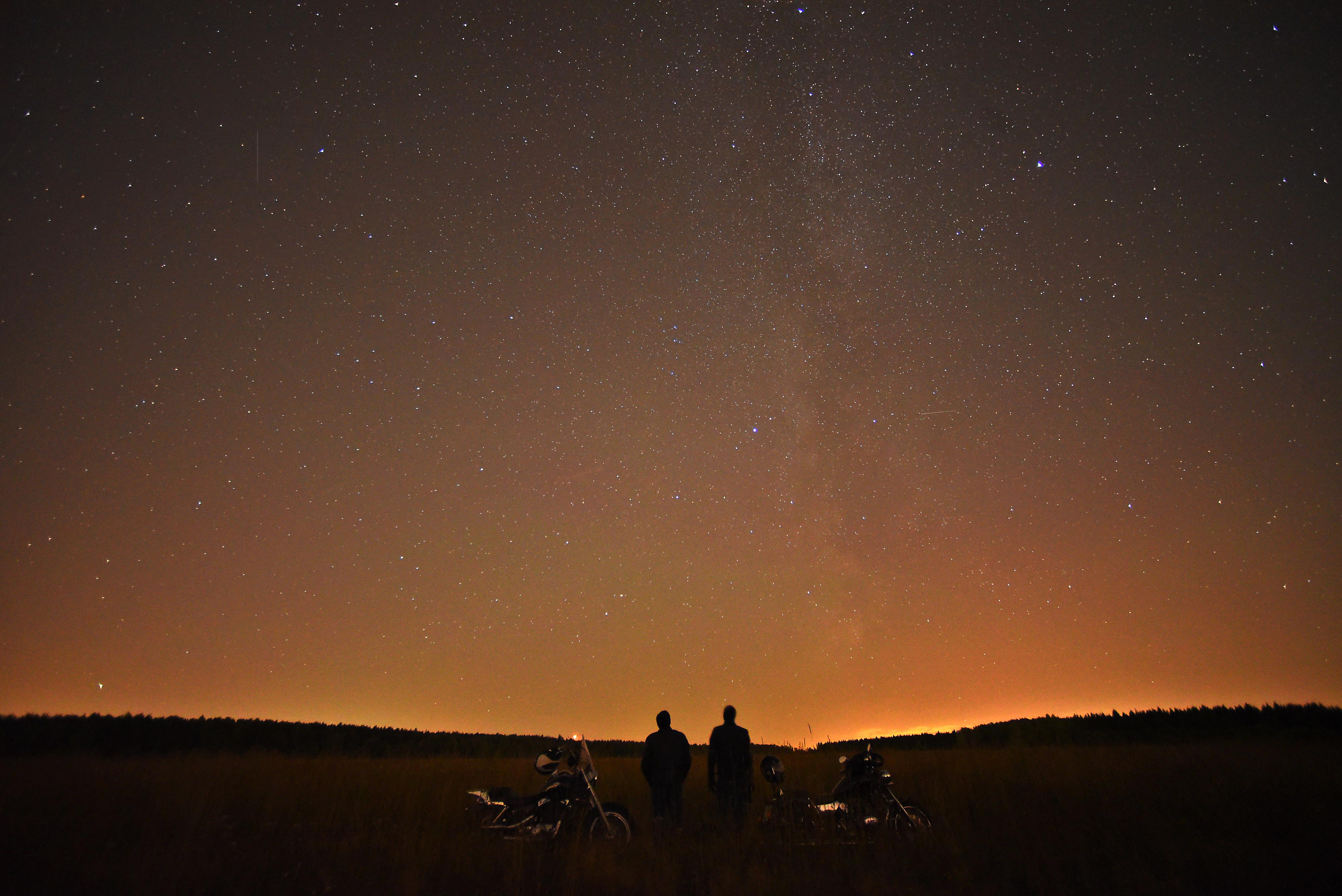 Сентябрь начался с бабьего лета. Фото: Александр Кожохин