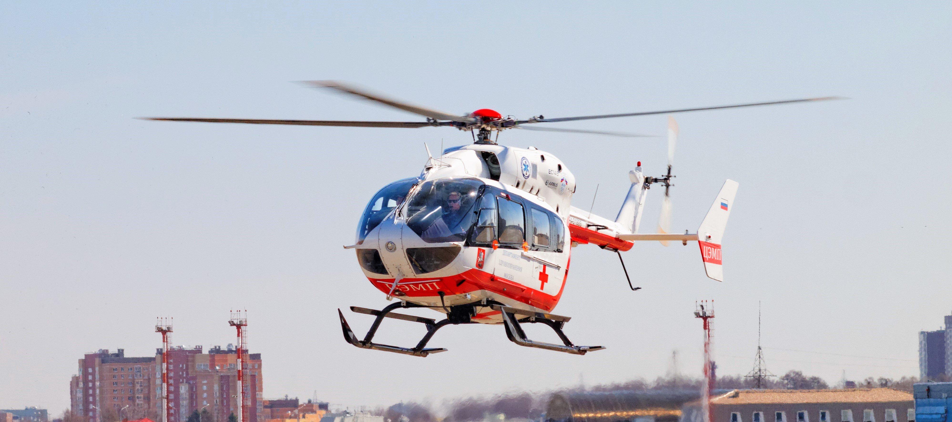 Еще больше вертолетных площадок для работы спасателей в ночное время