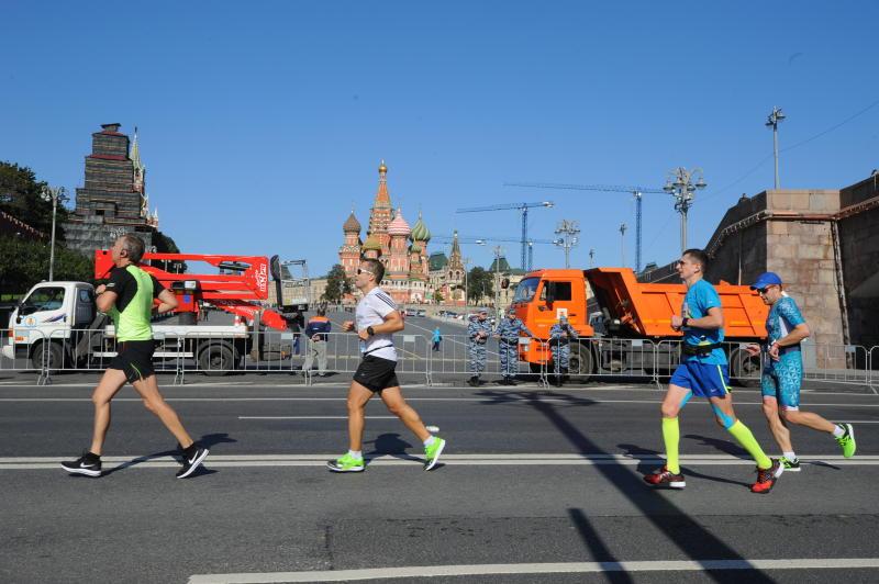 Назвали победителей прошедшего в столице марафона