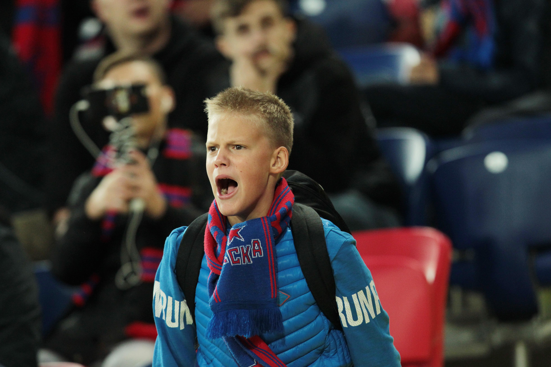 Футболисты ЦСКА и «Реала» проведут матч в «Лужниках»