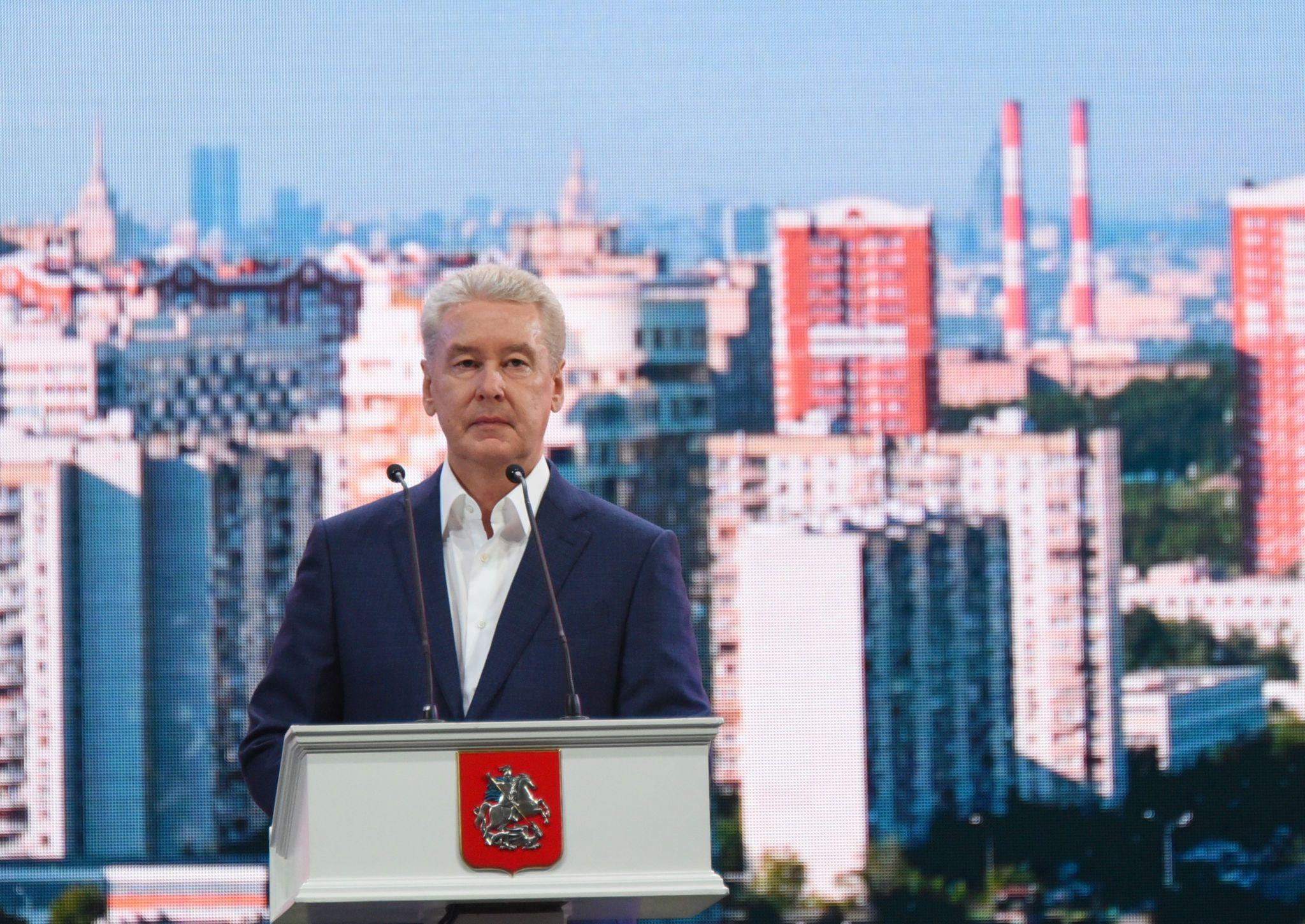 Сергей Собянин: В ближайшее время достроим ТПУ «Ховрино»