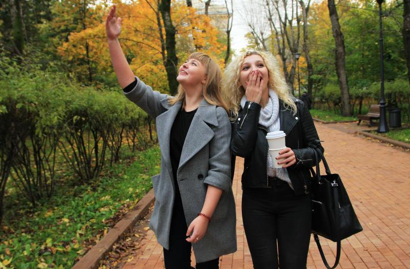 Бабье лето закончится в Москве на выходных
