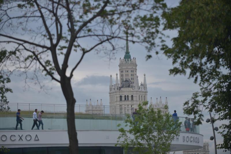 В Москве атмосферное давление побило рекорд 60-летней давности