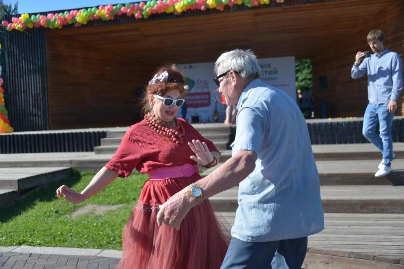 Пенсионерка удивила организаторов «Московского долголетия»
