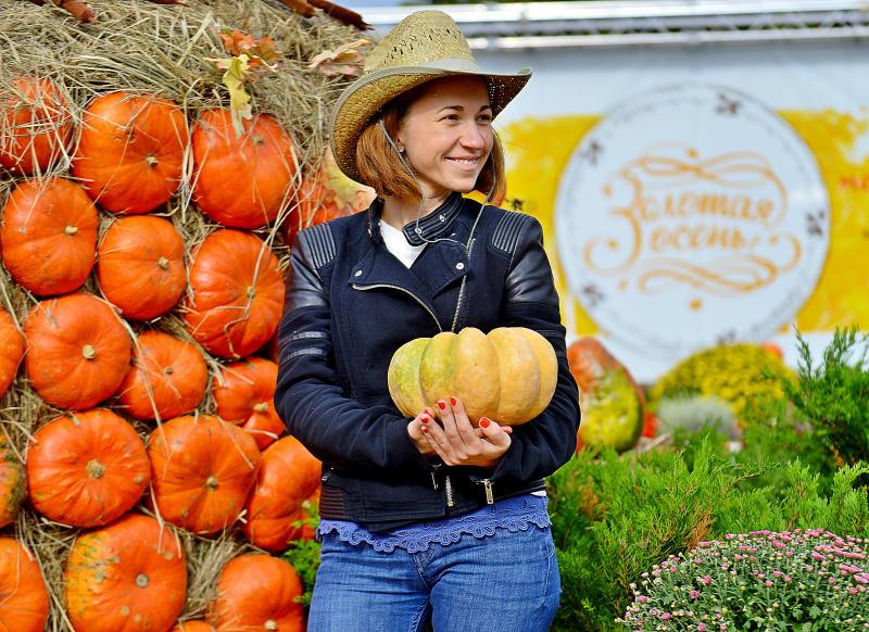 Москвичей пригласили на фестиваль «Золотая осень»