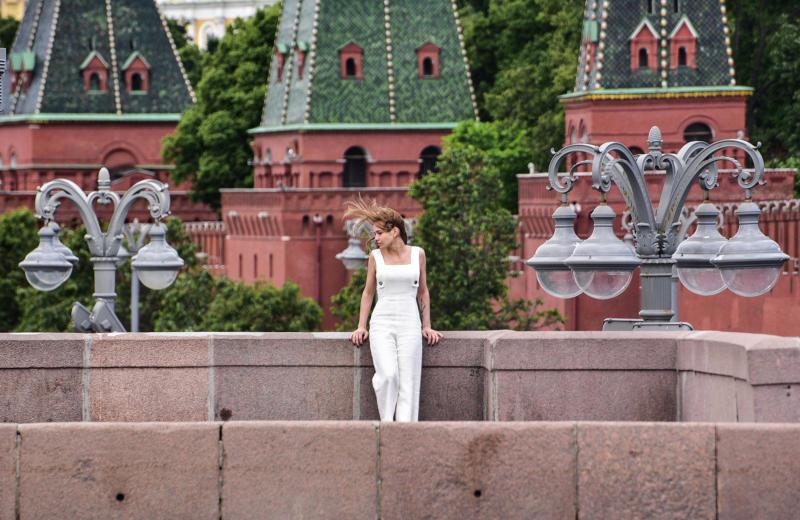 Дождь и ветер спрогнозировали в Москве. Фото: Замятина Пелагия