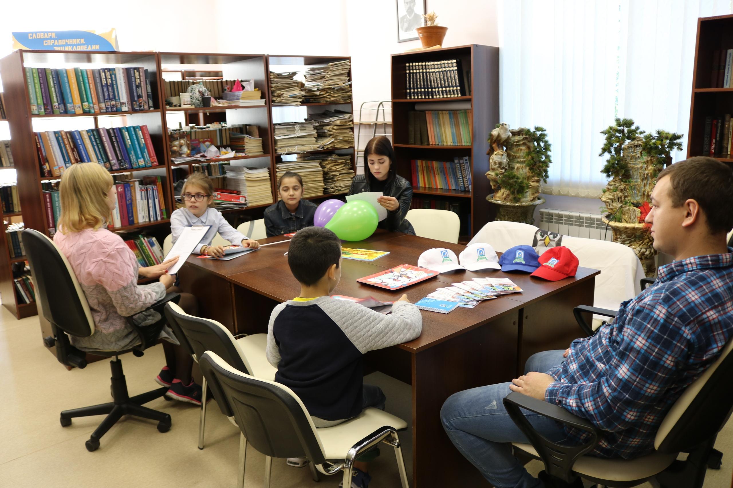 Осеннюю викторину провели активисты поселения Рязановское