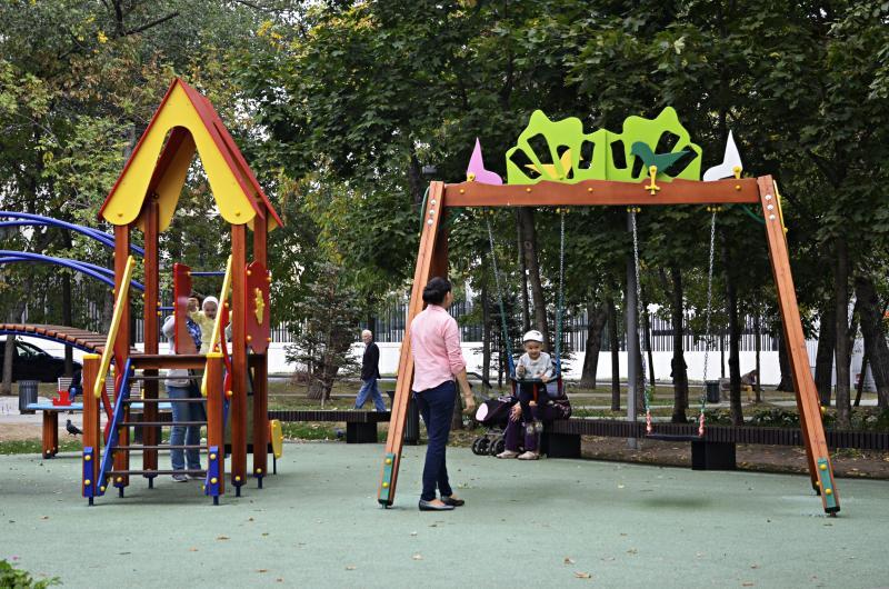 Игровые комплексы установили в Десеновском