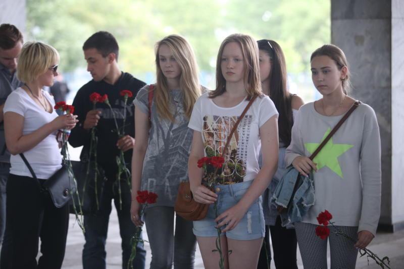 Память советского летчика Виктора Талалихина почтут в Вороновском