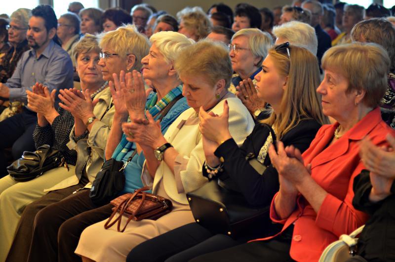 Концерт в рамках программы «Синий платочек» проведут в Мосрентгене