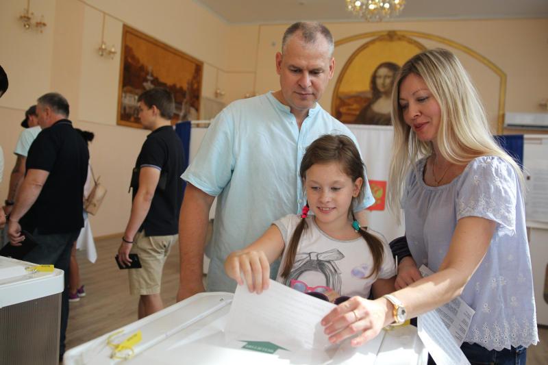 Поддержка Собянина среди москвичей с 2013 года выросла на четверть. Фото: архив