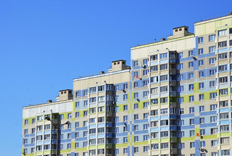 Жилые и социальные объекты Новой Москвы подготовили к зиме