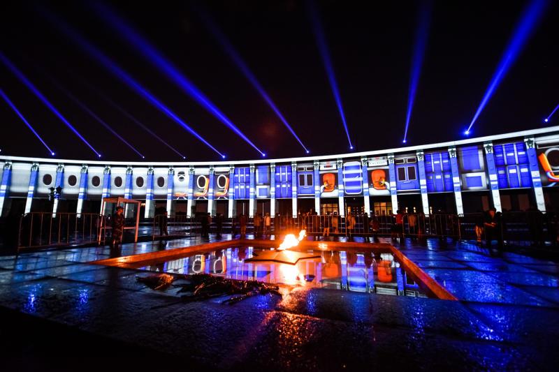 Фестиваль «Круг света» установил два рекорда Книги Гиннесса