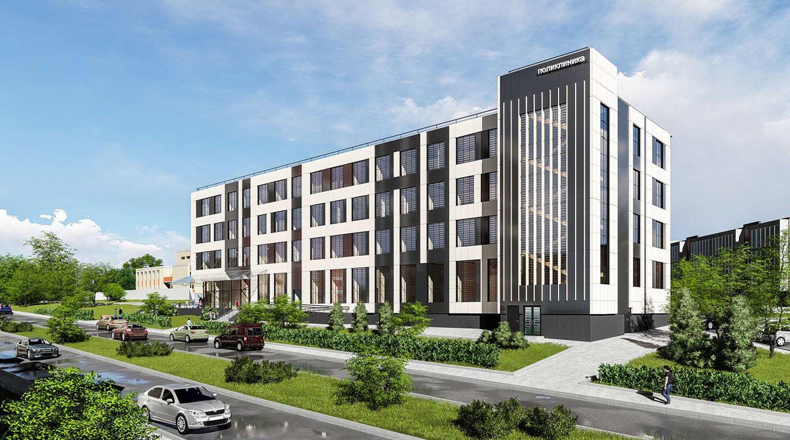 Новую поликлинику построят в Филимонковском