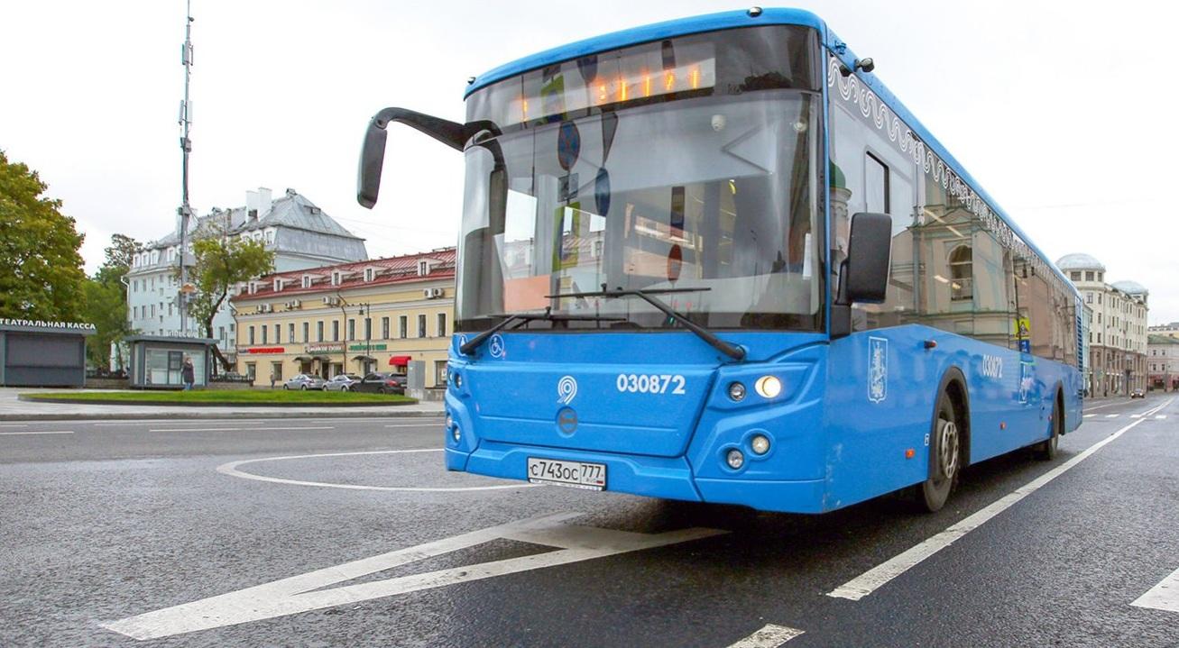 В Москве введено еще 20 километров выделенных полос