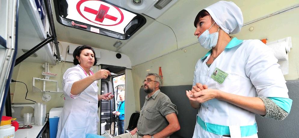 Центры государственных услуг предоставят возможность привиться от гриппа