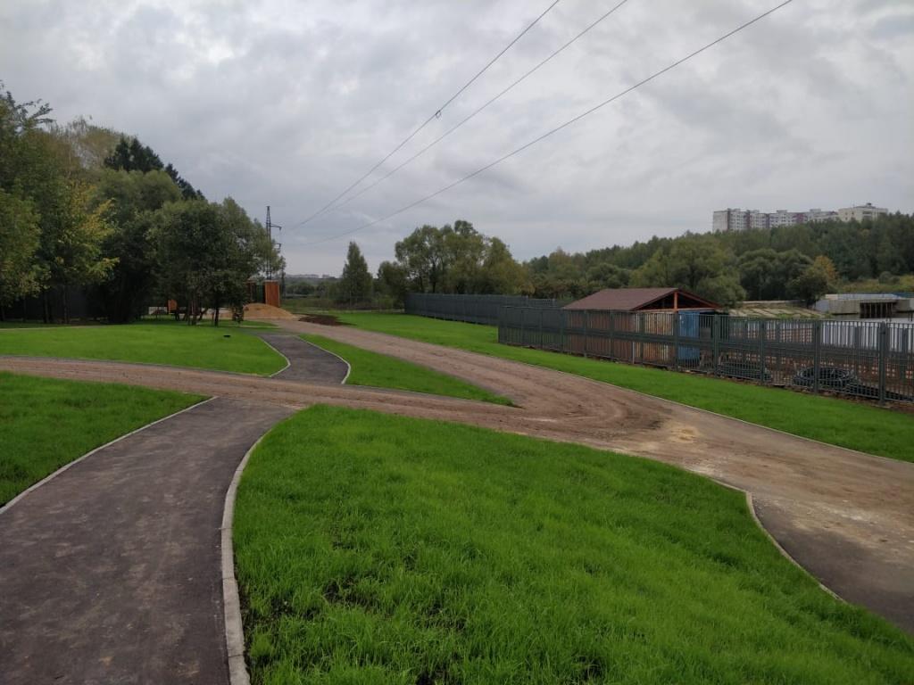 Дорогу обустроят в деревне Пыхтино