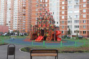 Осмотр городского округа коснулся как цента, так и дворов. Фото: Виктор Хабаров