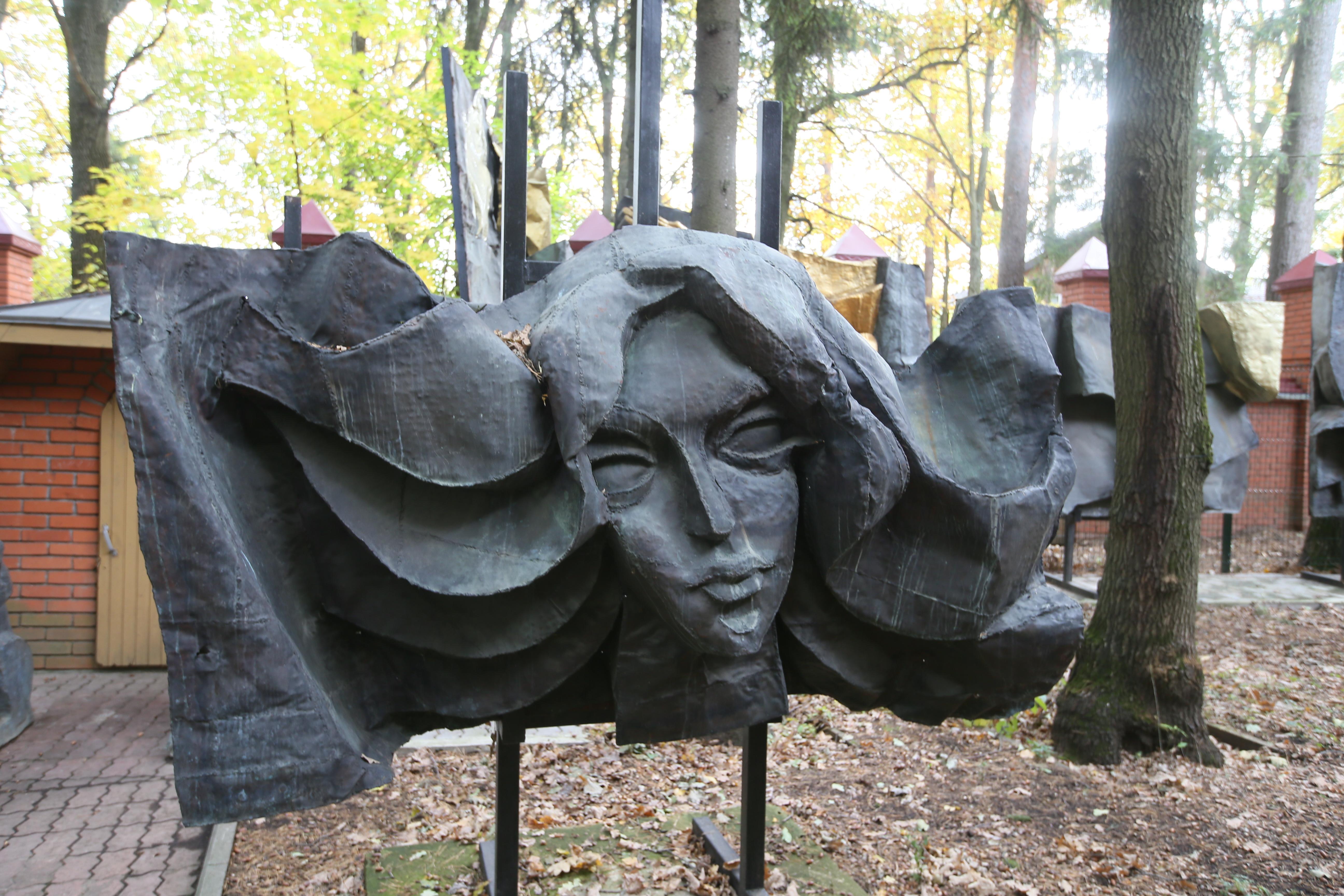 Новая экспозиция Зураба Церетели
