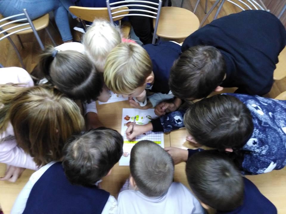 Дети из Внуковского отметили День народного единства