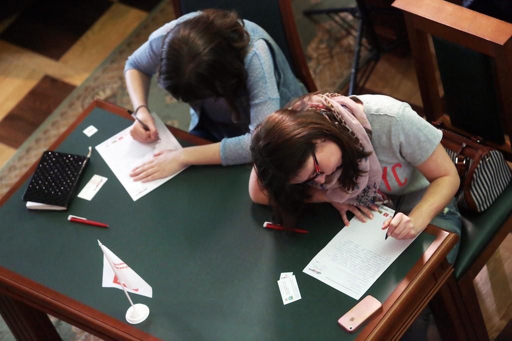 Акцию «Большой этнографический Диктант» проведут в Новой Москве