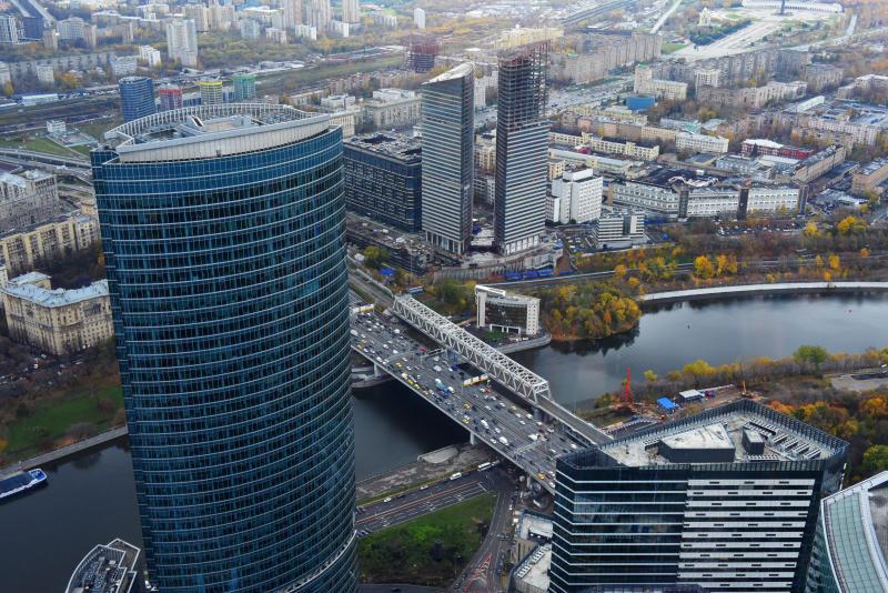 В Москве число зарегистрированных адресов выросло в 25 раз