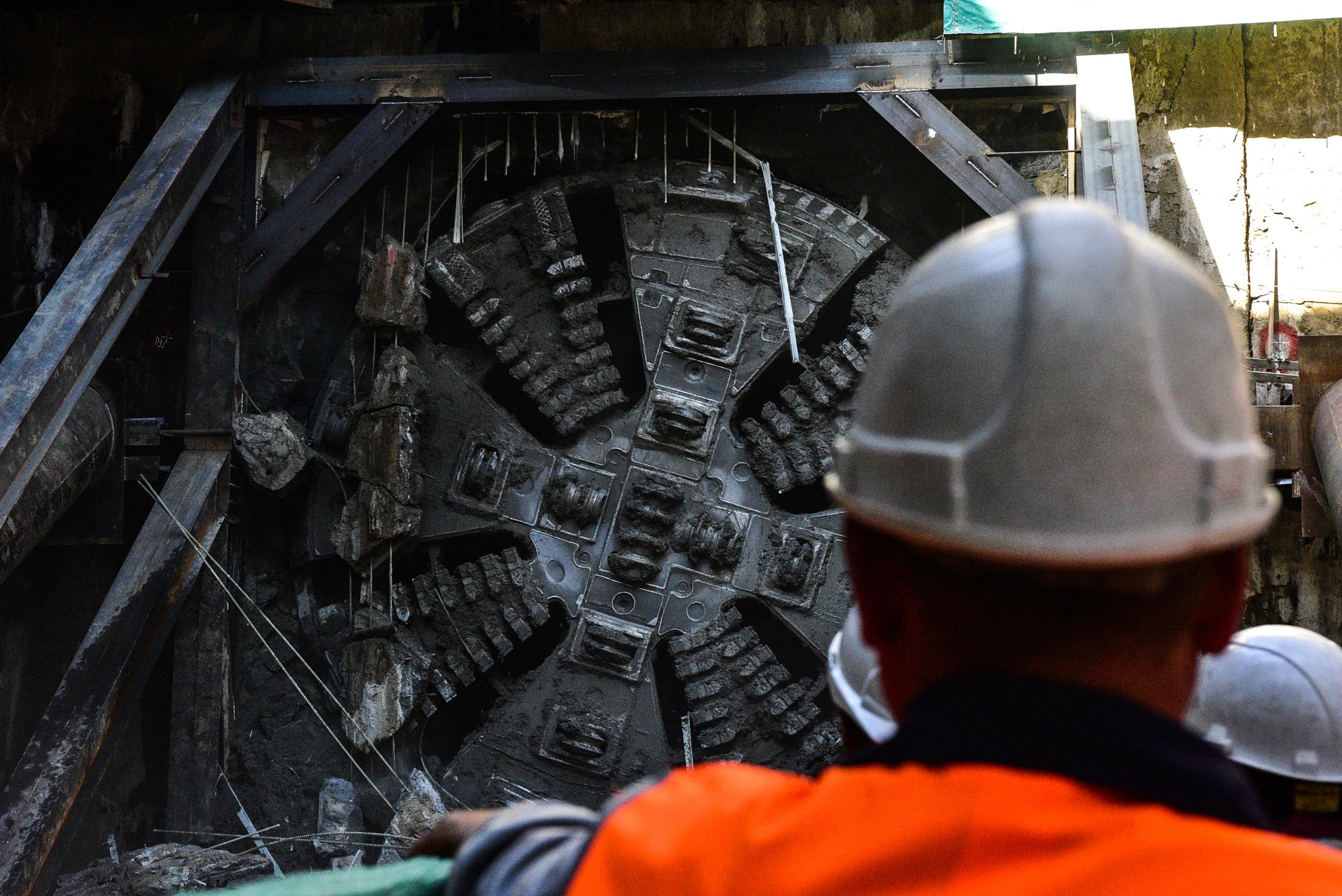Сергей Собянин поручил подготовить проект станции метро «Новомосковская»