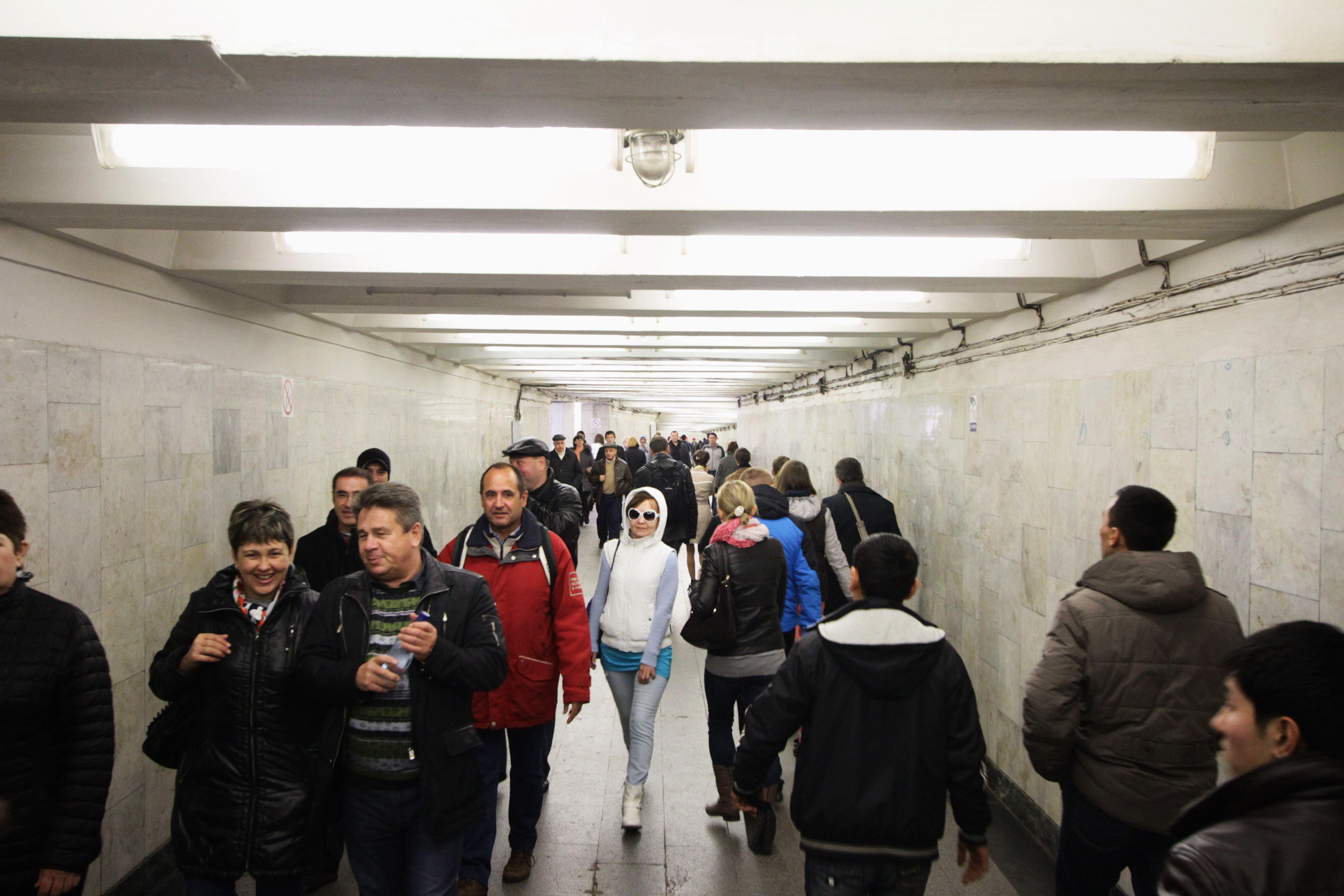 Подземный переход вблизи жилого комплекса построят в Сосенском
