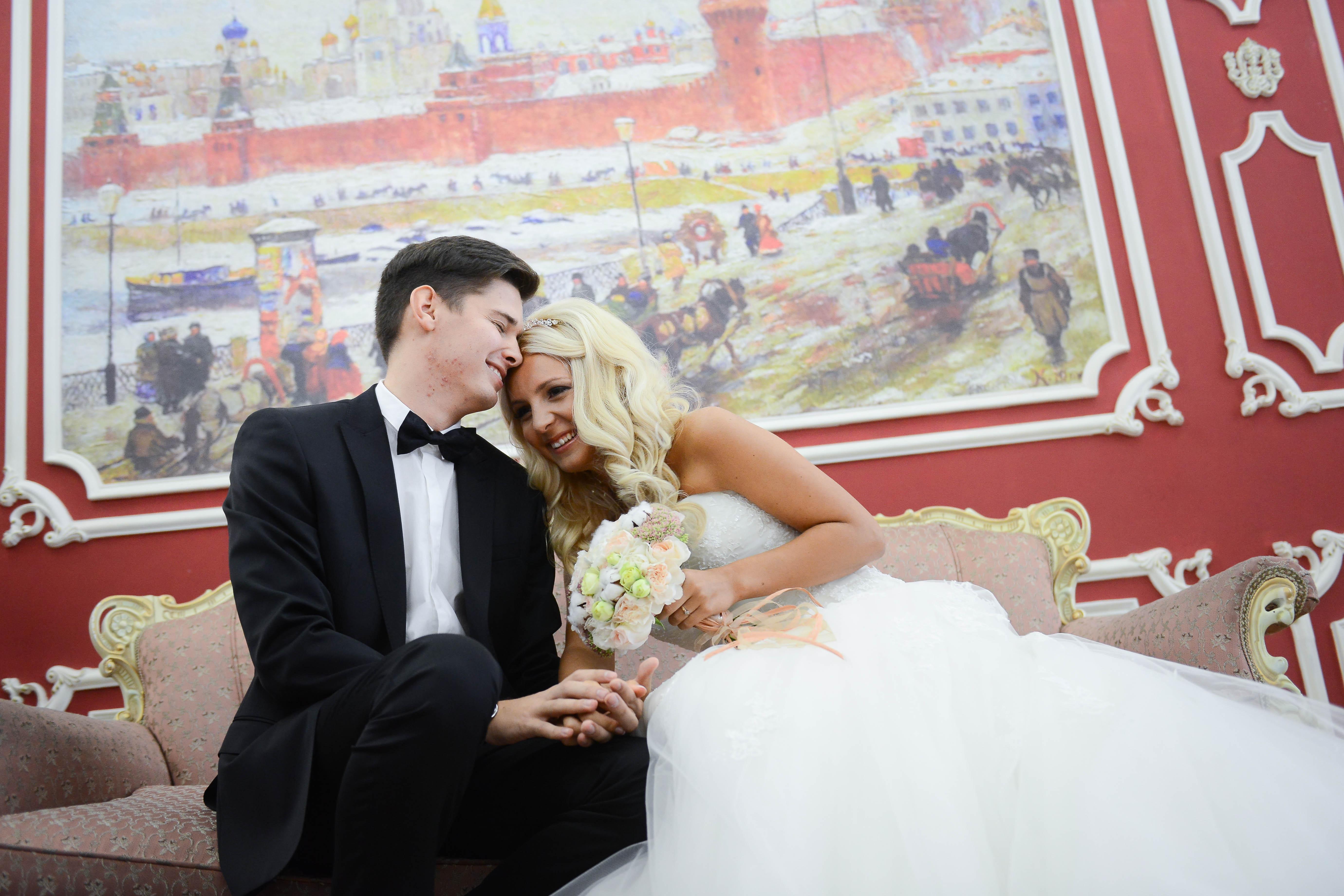 Более десятка свадеб провели в Новофедоровском с начала осени