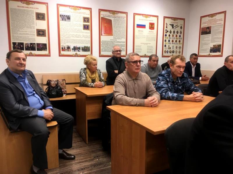 В Новой Москве прошел Единый день приема населения участковыми уполномоченными полиции
