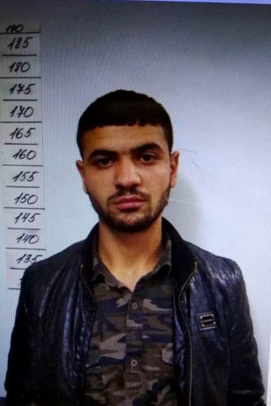 Сотрудники полиции задержали подозреваемого в краже сухофруктов на сумму 290 тысяч рублей