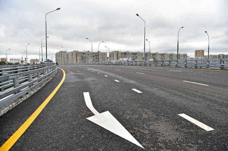 Более 60 километров дорог появится в Новой Москве