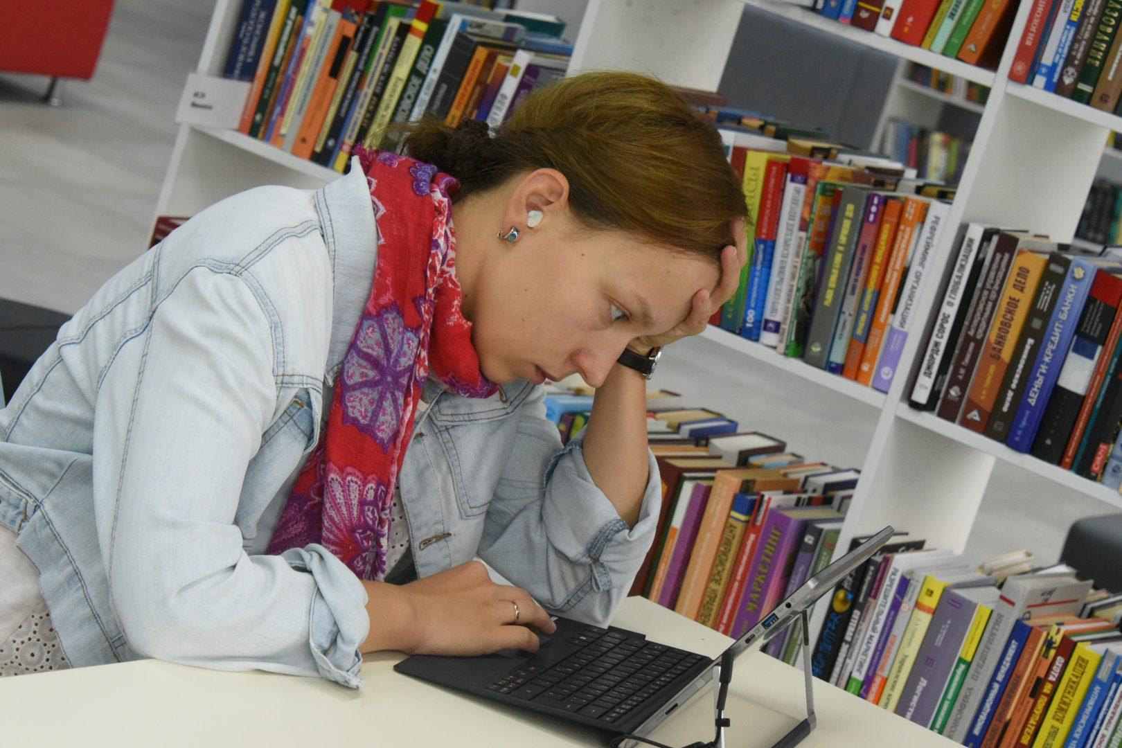 Более 200 столичных библиотек подключили к бесплатному Wi-FI. Фото: архив, «Вечерняя Москва»