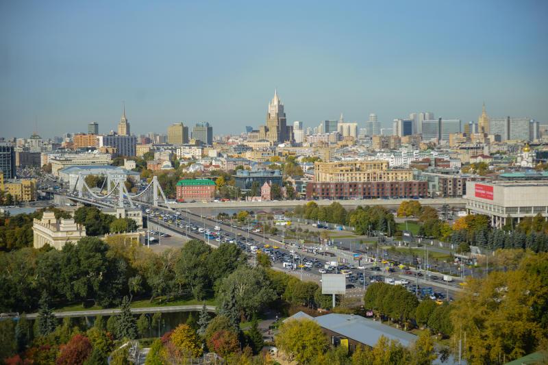 Погода в среду может повлиять на самочувствие жителей Москвы
