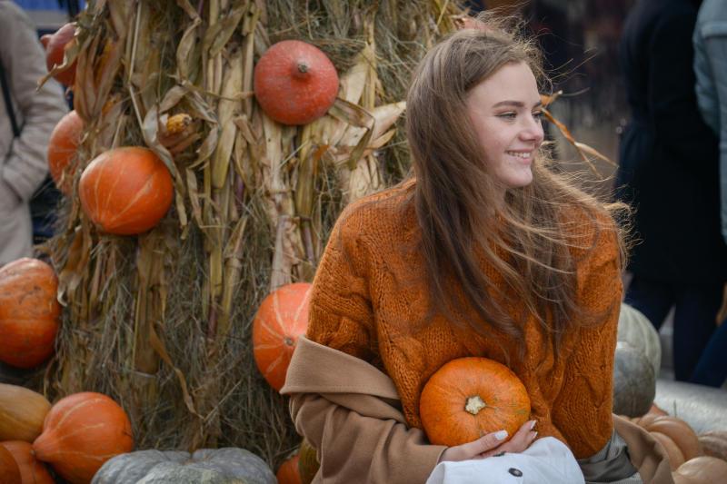 Москвичей пригласили на агропромышленную выставку «Золотая осень»