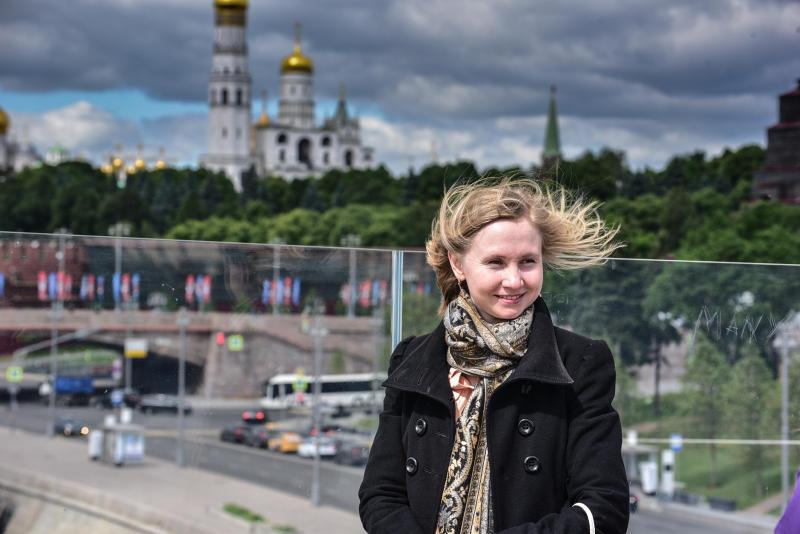 Порывистый ветер пообещали москвичам в среду