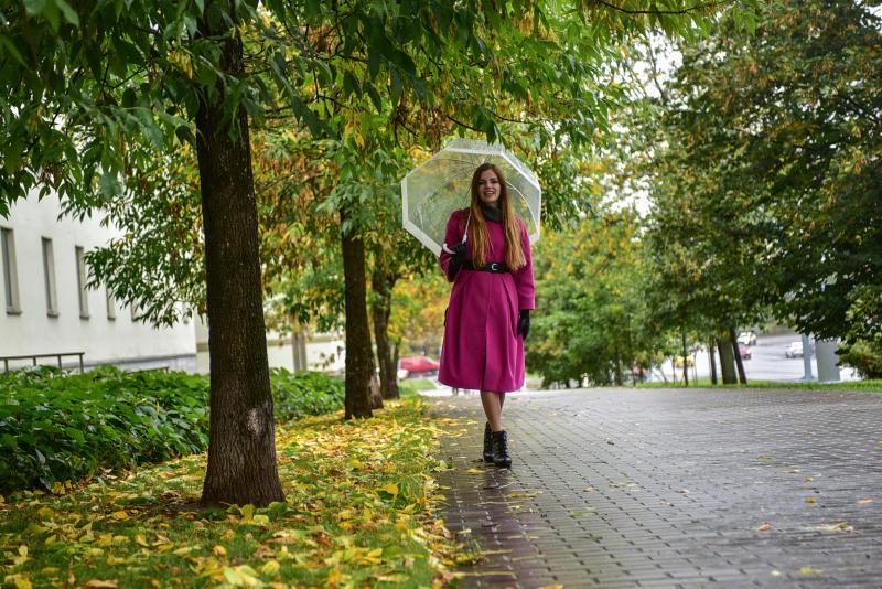 Москву в пятницу ждет небольшой дождь