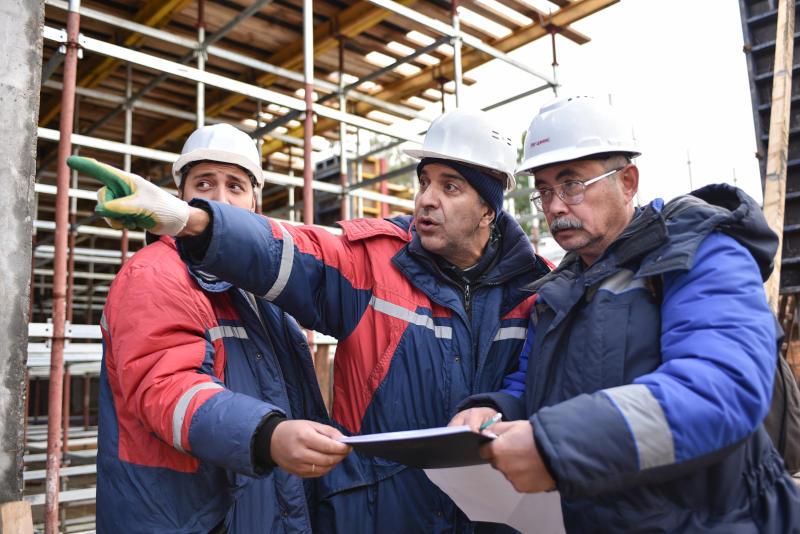 Свыше 40 объектов планируют построить в Москве за три года