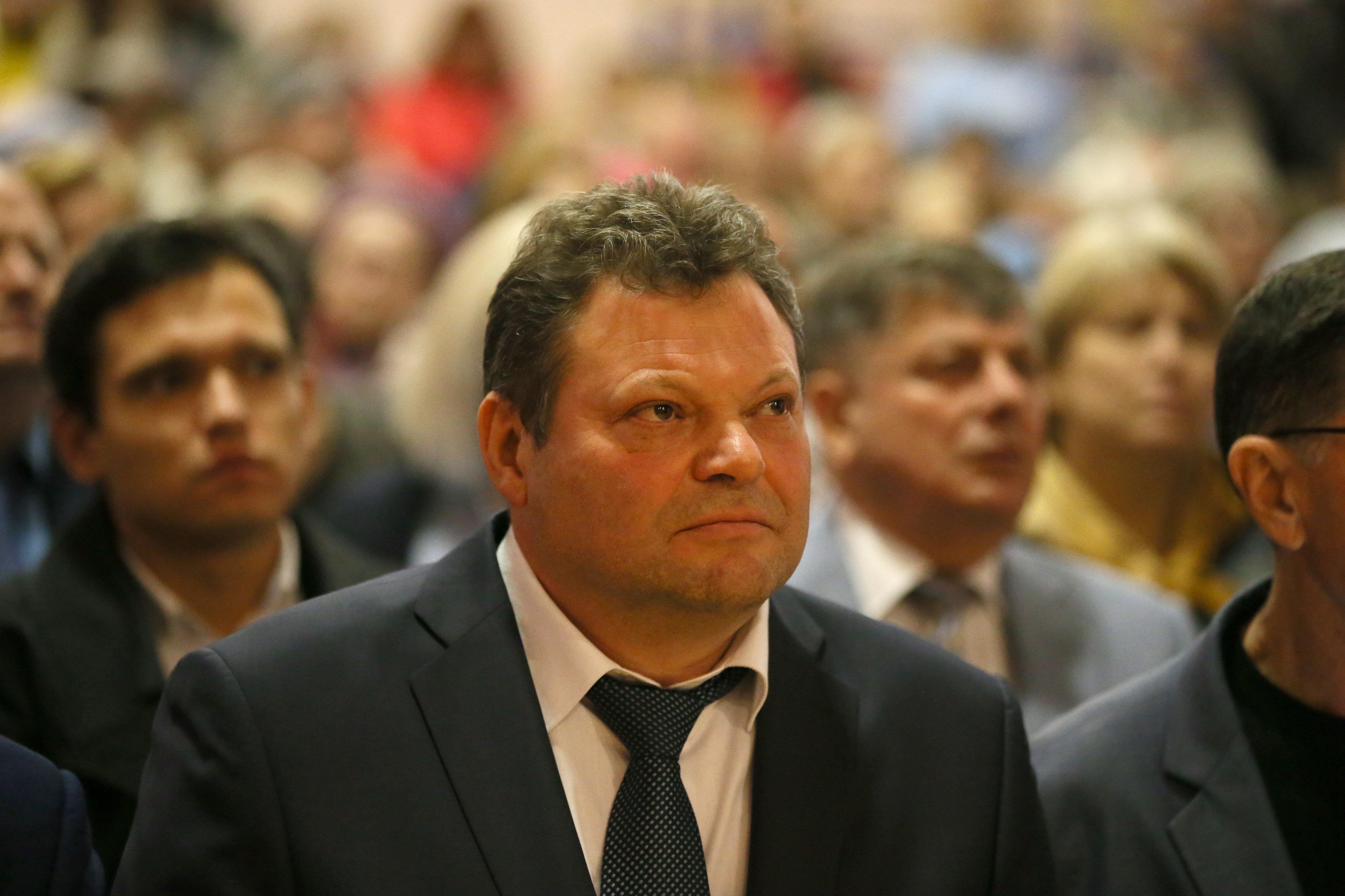 Встреча с исполняющим обязанности префекта Новой Москвы состоялась в Михайлово-Ярцевском